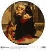 Maria mit dem Kind und dem Johannesknaben (Tondo)