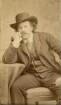 Staudigl, Josef junior (geb. 18.3.1850 Wien, gest. 21.4.1916 Karlsruhe) - Opernsänger, wirkte von 1877-1884 als Bariton an der Hofbühne Karlsruhe