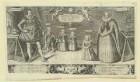 Bildnis des Landgrafen Moritz von Hessen-Kassel mit seiner Frau Agnes und vier Kindern