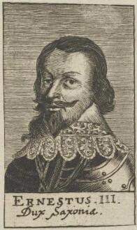 Bildnis des Ernestus III, Herzog von Sachsen