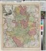 Westfälischer Kreis - Territorialkarte - Circuli Westphaliae in omnes suos status et provincias accurate - divisi nova et exacta tabula - 18.Jh. - 10 dt. Meilen = 10,75 cm - 55,5 x 47 - farb. Kupferstich: Nürnberg, Johann Baptist Homann - Puttenvignette
