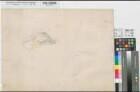 Lünen (Lünen) - Haus Buddenburg und Grenze zum Vest Recklinghausen - (1812) - 1 : 20 000 - 42 x 56 - kol. Zeichnung - KSM Nr. 16,4