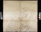 Grundriss des Erdgeschosses von Kanzlei,                                                  Georgentor, Langem Gang und Stallgebäude                                                  [Johanneum] mit angrenzenden Gebäuden