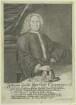 Bildnis des Johann Jacob Hartlieb