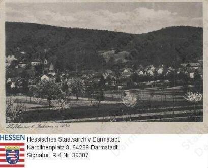 Seeheim an der Bergstraße, Panorama
