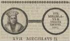 Bildnis von Miecislavs II., König von Polen