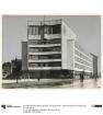 Berlin, IGM Haus, Alte Jacobstraße, Außenansicht, Fotomontage
