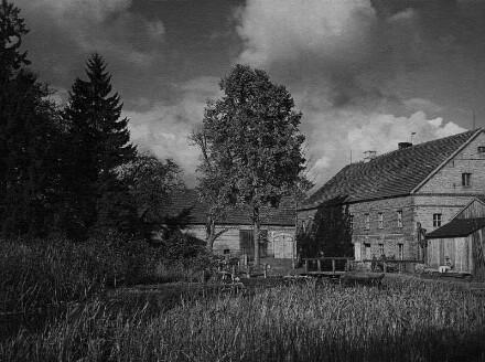 Eichendorfer Mühle bei Buckow (Märkische Schweiz)