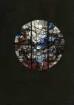 Entwürfe für ein Chorfenster und drei Schifffenster in der Evangelischen Kirche in Schadenbach