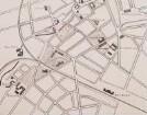 Dresden: Alter Dresdner Stadtplan