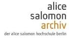 Alice Salomon Archiv der ASH Berlin