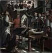 Totenfeier für den heiligen Thomas Becket von Canterbury