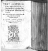 Varii Historiae Romanae Scriptores : partim Graeci, partim Latini, in vnum velut corpus redacti, De rebus gestis ab Vrbe condita, vsque ad imperii Constantinopolin translati tempora. 1