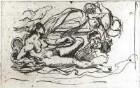 Venus im Muschelwagen