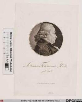 Bildnis Johann Ferdinand Roth
