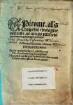Epitome. al[ia]s Compe[n]diu[m] theologice veritatis : no[n] minus publicis concionatorib[us] q[uam] scholasticis proficuum