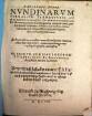 Catalogus novus nundinarum vernalium, Francofurti ad Moenam, Anno M.DCVIII. celebratarum ...