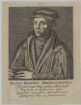 Bildnis des Beatus Renanus Selezestadiensis