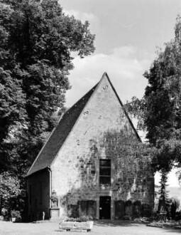 Auf dem Frauenberg, Kapelle