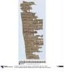 Demotischer Papyrus, Hochformatbrief