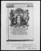 Flugschrift mit Illustrationen aus den Papstprophezeiungen mit antipäpstlichen Spottversen — Allegorische Darstellung zu Papst Innozenz 6. (1352-1362), Folio 16recto