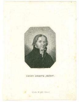 Porträt von Ernst Moritz Arndt
