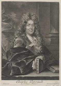 Bildnis des Charles Perrault