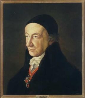 Porträt Christoph Martin Wieland