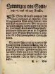 Zeittungen von Gotta, den XVI. vnd XVIII. Tag Apprilis, Wie es ergangen ist etc. 1567