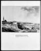 Der Aschaffenburger Zyklus — Blick vom Aschaffenburger Schloß auf Marstall und Mainbrücke