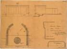 Fischer, Theodor; Stuttgart; Erlöserkirche - Altar (Grundriss, Ansichten, Details)