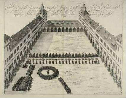 Leichenpredigten über Herzog Ernst I., der Fromme, von Sachsen-Gotha-Altenburg (geb. 25. Dezember 1601, gest. 26. März 1675)