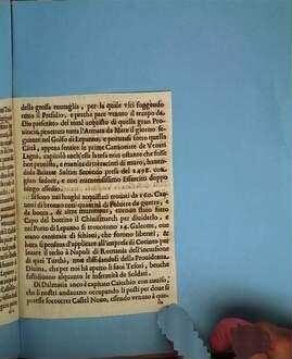 Copia di lettera Venetia 11. Agosto 1687