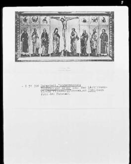 Großer Friedberger Altar — Mitteltafel
