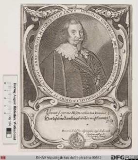 Bildnis Ludwig Hörnigk (1629 von)
