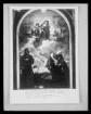 Madonna mit dem Kind, zwei Heiligen und Stifter