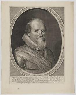 Bildnis des Mauritio von Oranje-Nassau