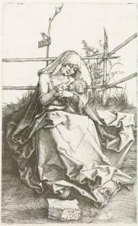 Die stillende Maria