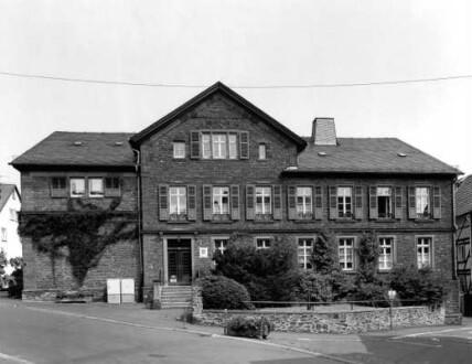 Amthof 12: Amtsgericht von Süden