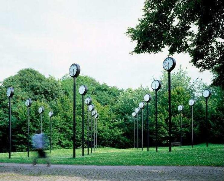 Zeitfeld Düsseldorf
