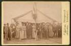 Nachlass von Therese von Bayern (1850-1925) – BSB Thereseana. 62.b, Therese von Bayern (1850-1925), Nachlass: Aufnahmen von dem Zirkus Buffalo-Bill in München, 19. April - 5. Mai 1890 - BSB Thereseana 62.b