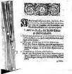 Verzeichniß der Schrifften, welche Laur. Reinhard ... bishero herausgegeben