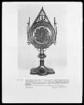 Ostensorium mit der Patene des Heiligen Bernward