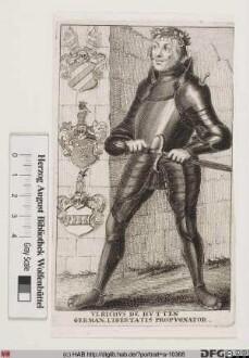Bildnis Ulrich von Hutten