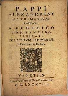 Mathematicae collectiones