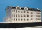 Jüdisches Museum - Modell des Gesamtgebäudes (Modell 2)