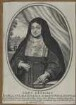 Bildnis der Isabellae Clarae Evgeniae, Infantin von Spanien