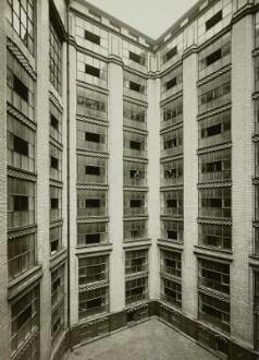 Lichthof, 1931
