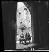 Klosterruine Lindow im Juli 1970