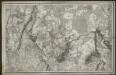 Topographischer Atlas von Bayern, Blatt Wolfratshausen, 1:50 000, Kupferstich, 1812